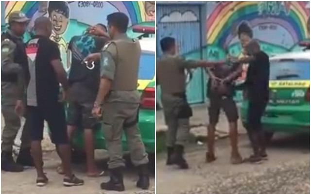 Policiais presos por agredir menor infrator em Teresina são liberados