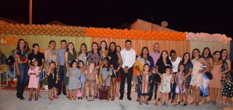 Prefeitura realizou a 7ª Festa do Dia das Mães