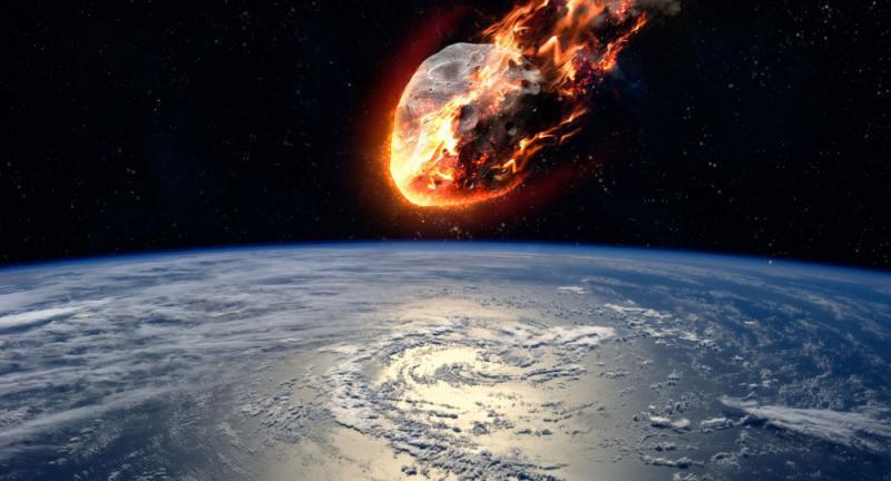 Nasa simula colisão de asteroide com a terra