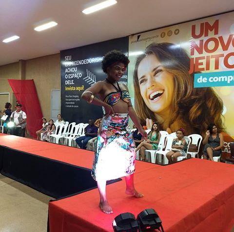 Piauiense conquista 1º lugar no concurso Beleza Negra 2019