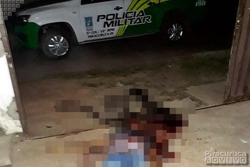 Homem é morto a tiros dentro de casa em Piracuruca
