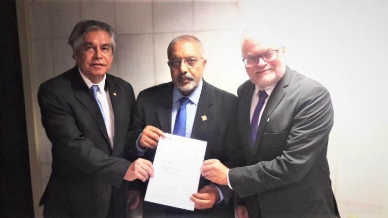 Senador Paulo Paim irá participará da 7ª Mobilização dos Vereadores
