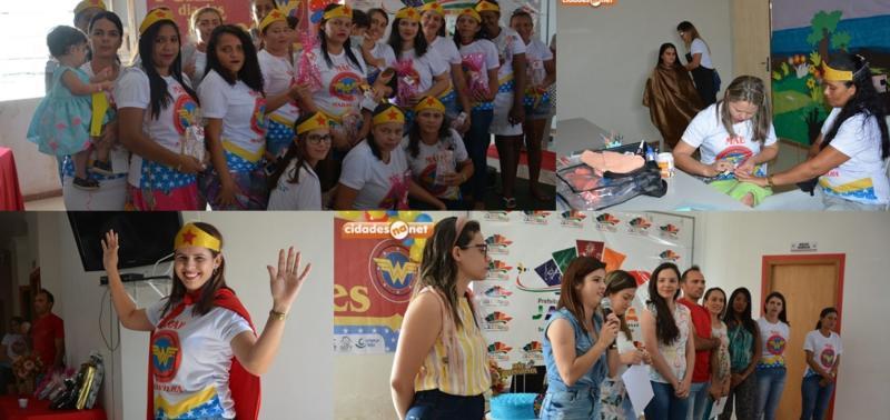 Assistência Social promove evento em homenagem as mães