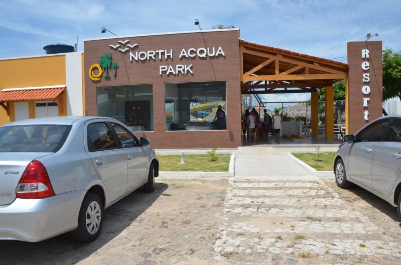 North Acqua Park em Piracuruca oferece um ótimo atendimento