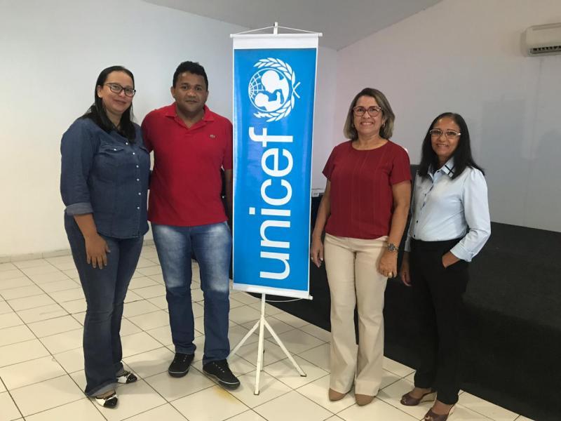 Gestores participam do 4º Ciclo de Capacitação do Selo Unicef em Teresina