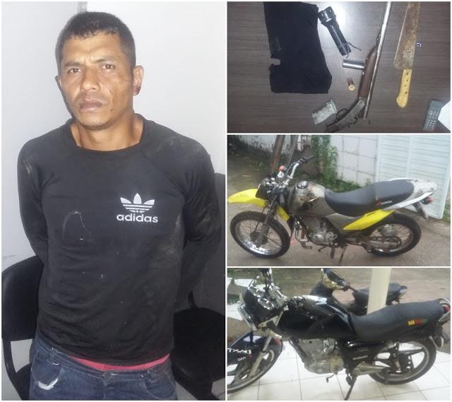 Pistoleiro de Facção é preso no Maranhão