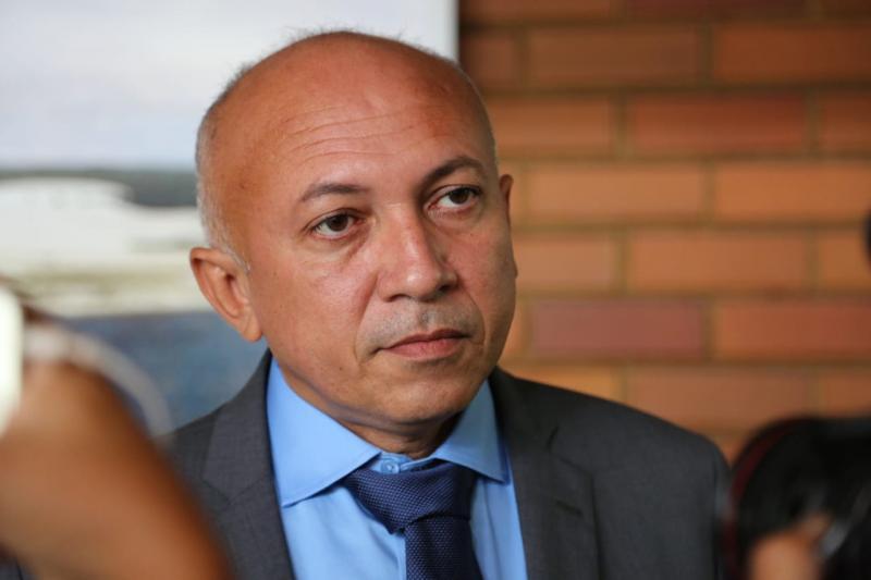 Warton Lacerda solicita Batalhão da PM para Altos