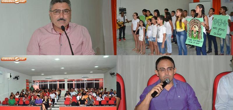Realizado seminário de abertura de atividades alusivas ao 18 de maio