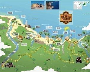 Governo do Piauí cria trilha turística para o litoral