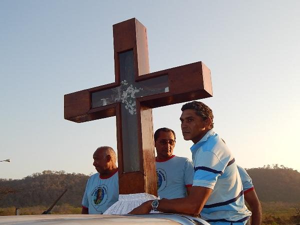 Santa Cruz visitará a comunidade de Santo Expedito em Lagoinha do Piauí