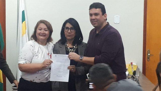 Marcos Vinicius assume Secretaria de Governo em Valença