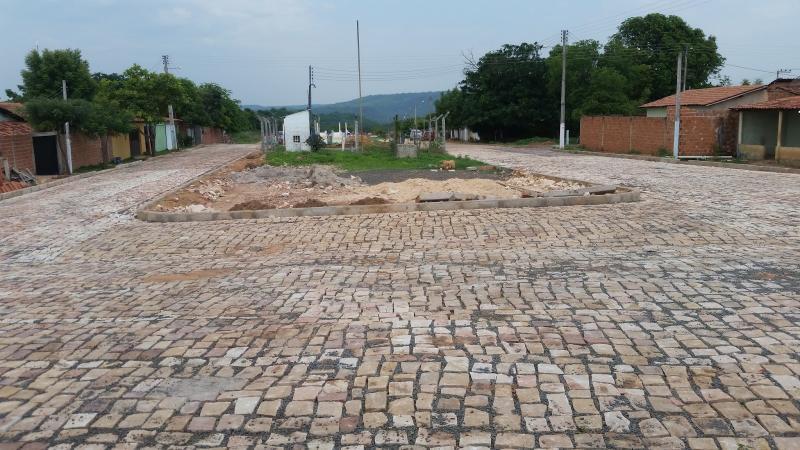 Mais obras em ruas de Uruçuí concluídas