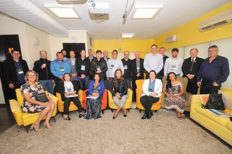 Secretários de Corrente participam do Programa Gestão e Efetividade