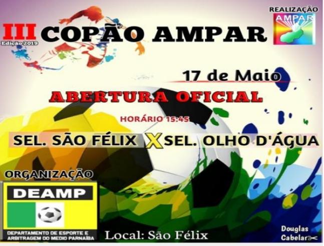Seleção olhodaguense jogará na abertura do Copão AMPAR