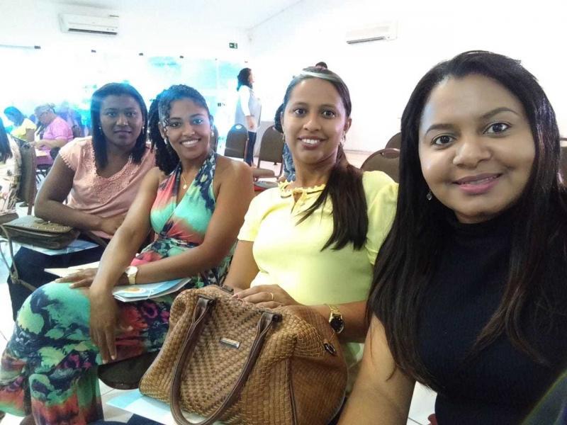Amarante participou do 4º Ciclo de Capacitação do Selo Unicef