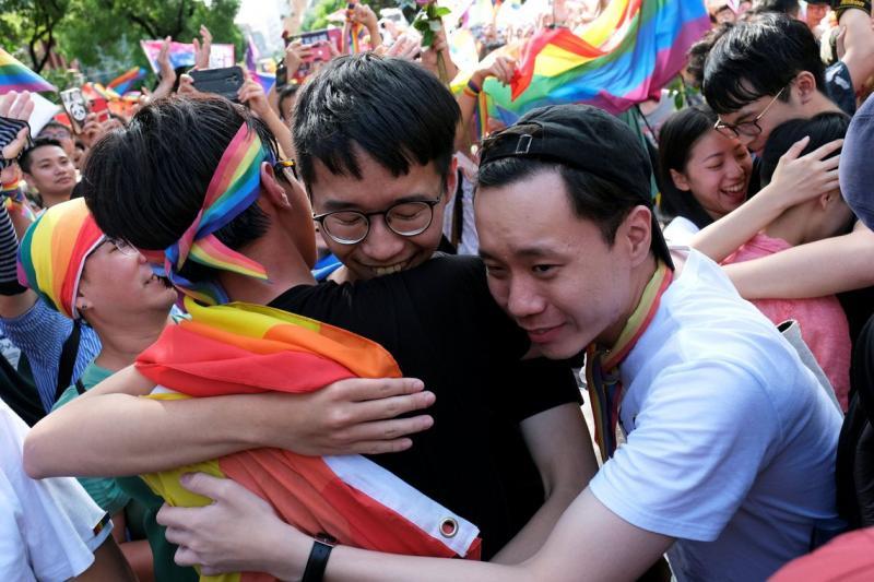 Taiwan se torna o primeiro país da Ásia a legalizar união gay