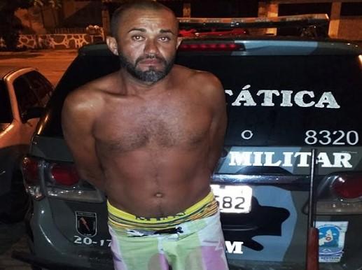 Após denúncia, homem é preso com espingarda em Parnaíba