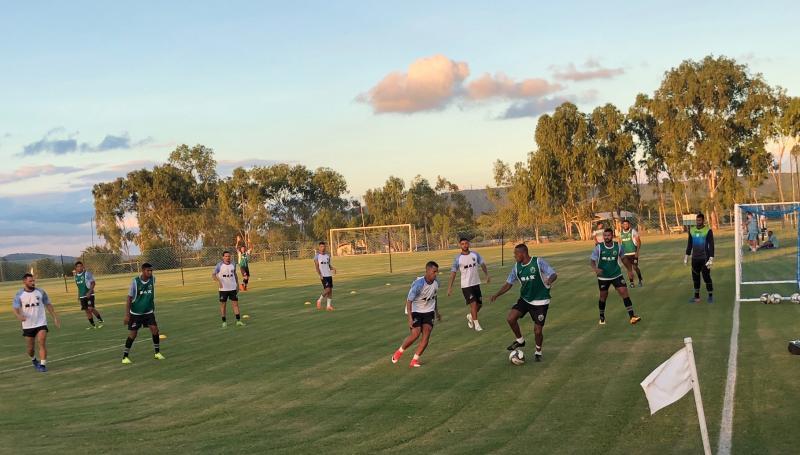 Altos busca vitória pela Série D neste domingo
