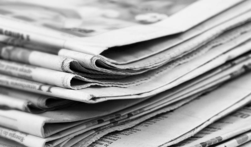 19 de maio, domingo - As notícias que são destaques nos jornais de HOJE