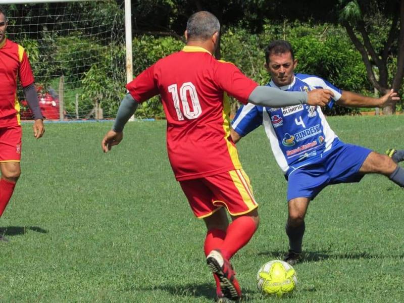 Society | Rodada entre equipes matiense em II Campeonato Quarentões 2019