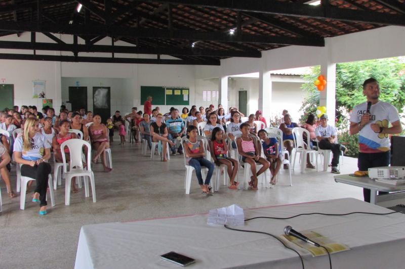 Prefeitura realiza evento alusivo a 18 de maio