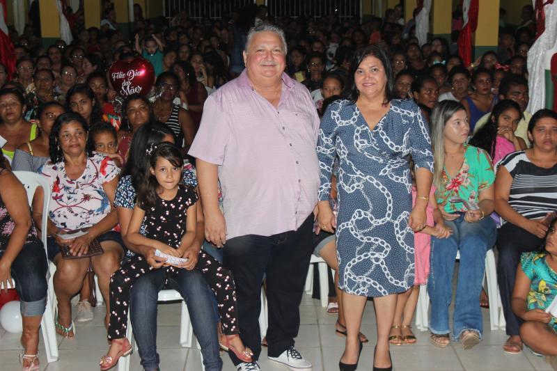 Prefeitura de Lagoinha do Piauí realiza grande festa do dia das mães