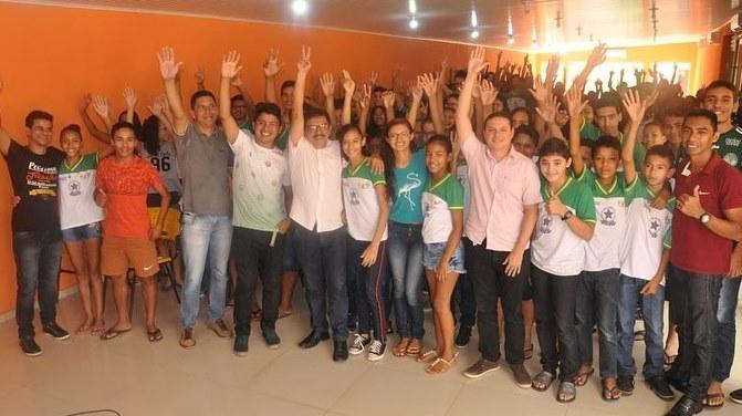 Alunos de Capitão de Campos se preparam para OBMEP 2019