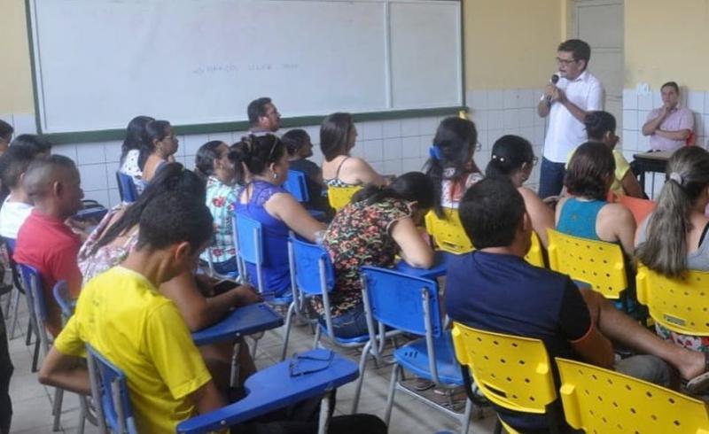 Prefeito e sindicato criam comissão de apoio em Capitão de Campos