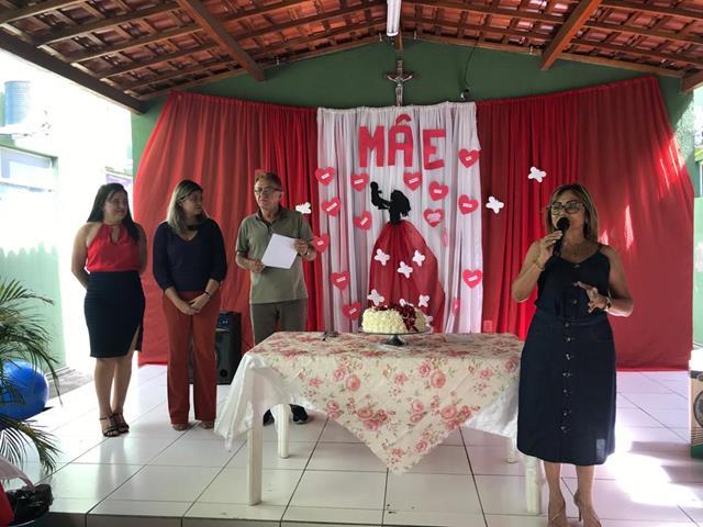 Hospital de Valença realizou festa para as mães