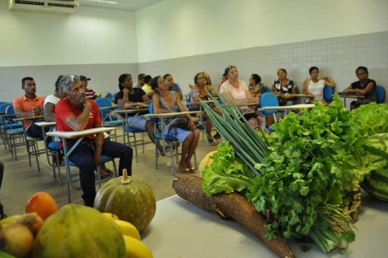 Prefeitura realiza chamada pública para aquisição de gêneros alimentícios