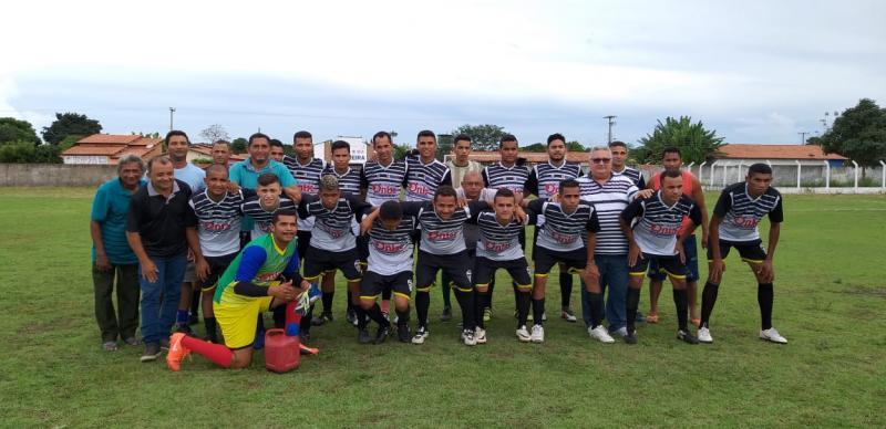 Seleção de Lagoinha do Piauí estreia na copa AMPAR com empate de 1 a 1