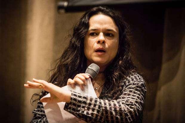 Janaina Paschoal se diz contra manifestação de apoio a Bolsonaro