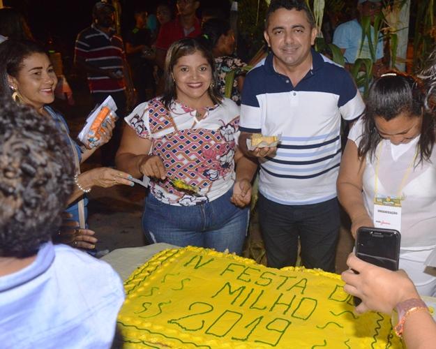 Comunidade Água Fria realiza a 4ª Edição da Festa do Milho em Campo Maior