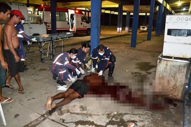 Homem é esfaqueado diversas vezes após briga no Piauí