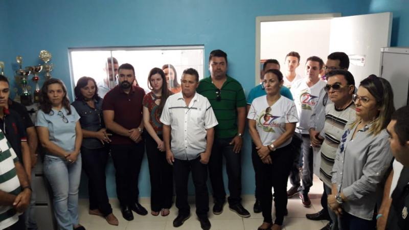 Prefeitura dá posse ao novo secretário de Esportes de Santana do Piauí