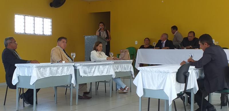 Câmara de vereadores de Olho D'água realiza sessão extraordinária