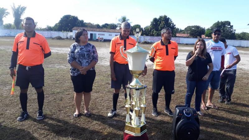 Copa Taça Festival Cultural teve início neste domingo (19)