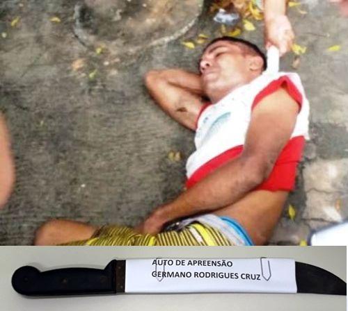 Assaltante escapa de linchamento após roubo no Piauí