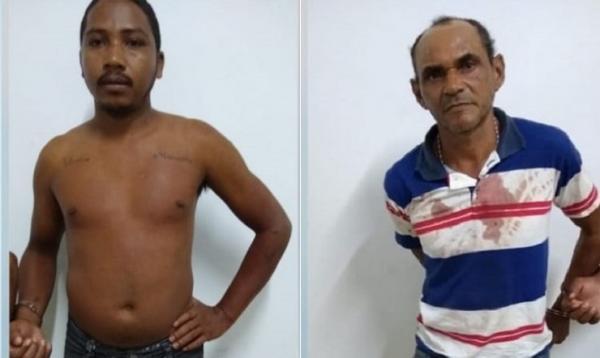 Homens são presos por agredir companheiras em Amarante
