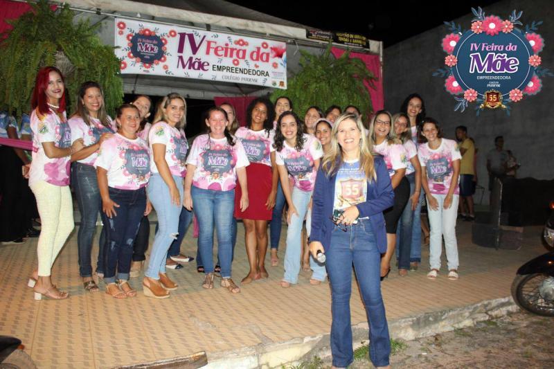 Colégio patoense realiza a IV feira da mãe empreendedora