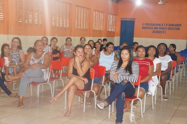 Mirim Cidadão homenageia as mães em São Pedro do Piauí