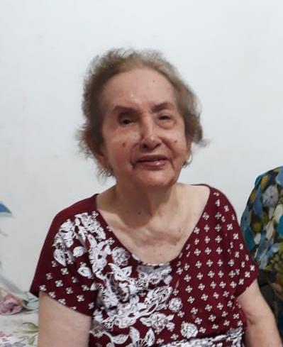 Faleceu hoje às 19hs, em Teresina, Dona Hilda. Mãe do prefeito Dr HelI