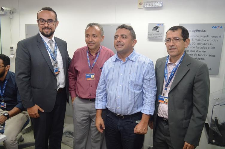 Agência convencional da Caixa em Campo Maior voltará a funcionar em 30 dias