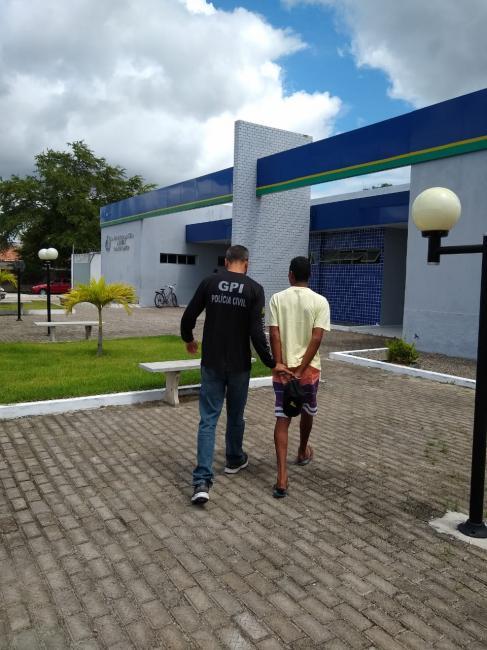 Suspeito de tentativa de homicídio é preso em Parnaíba