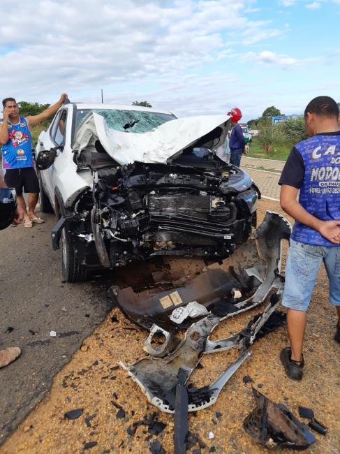 Acidente deixa duas pessoas mortas na BR-230 no Piauí
