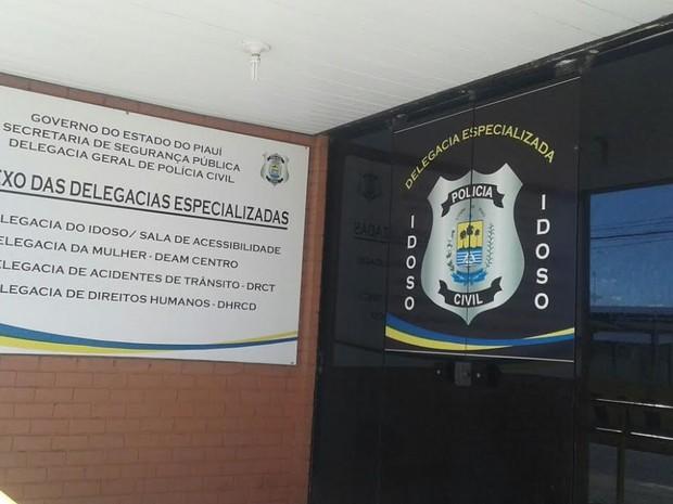 Suspeitos de agredir e estuprar idosa são presos em Teresina