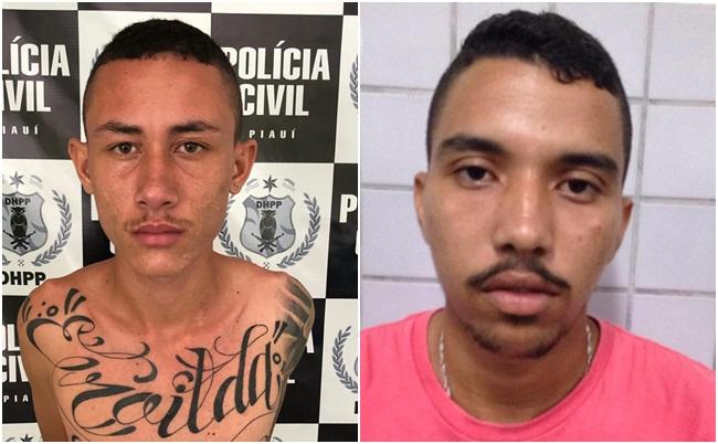 Polícia prende acusados de homicídio na zona sudeste de Teresina