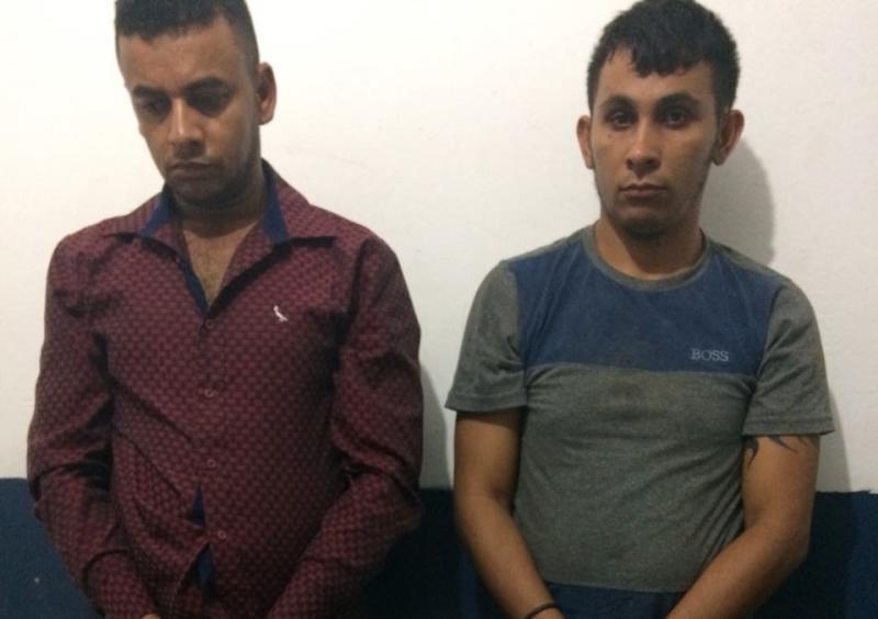 Operação prende dupla que roubava cargas no Piauí