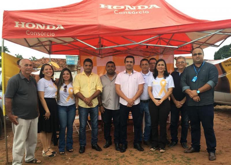 Ciretran de São João Patos e de Caixas participaram de evento cultural
