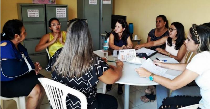 Profissionais discute melhorias na regulação de consultas em Amarante